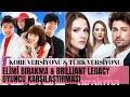 Elimi Bırakma & Brilliant Legacy (Kore Vers.) Oyuncu Karşılaştırması Ve Konusu