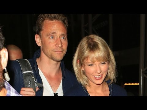 Hot Couple Taylor Swift And Tom Hiddleston Head To Australia