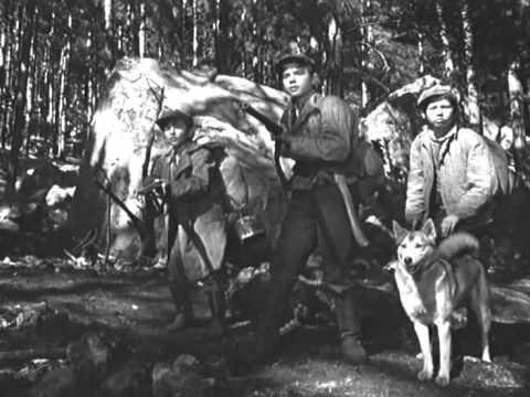 О чём молчала тайга (1966) смотреть онлайн кино