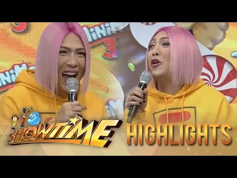 It's Showtime MiniMe 3: Vice Ganda shares his cooking skills