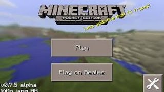 Como descargar minecraft para android.