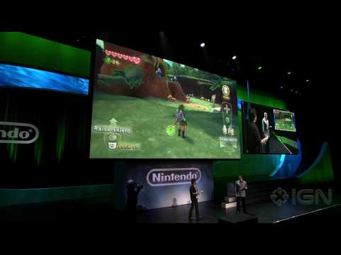 Nintendo Press Conference, Part 1 - E3 2010