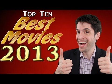 Top 10 Best movies 2013