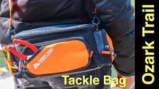 Ozark Trail Tackle Bag | Fishing Perfection on the cheap | $9.97