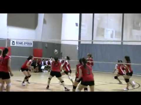 Ashley Antonetz - First Baptist Academy Universal City, TX - First Team All District - 02/19/2012