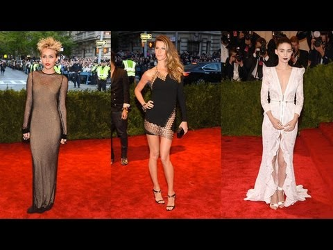 Met Gala's Punk-Perfect Best Dressed | Met Gala | Fashion Flash