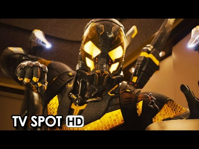 Ant-Man TV Spot #1 (2015) - Paul Rudd, Michael Douglas HD
