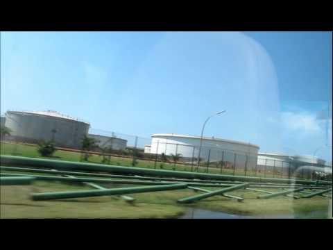 Seria Crude Oil Terminal
