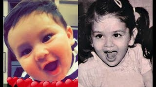 Taimur Ali Khan Exactly Looks Like Mom Kareena Kapoor - Top 5