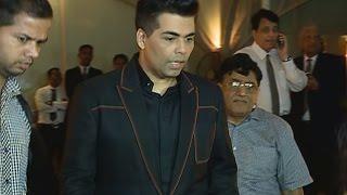 Karan Johar AVOIDS Media After Ajay Devgn's AUDIO Leaked Controversy   Shivaay V/s ADHM