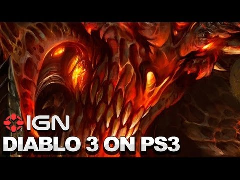 10 Minutes of Diablo 3 on PS3 – PAX East 2013