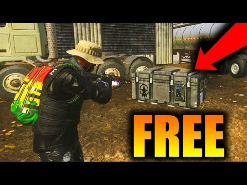 How to Get a FREE Unlocked Payload Crate! (H1Z1 Free Skin)