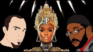 Download Lagu Black Panther Soundtrack and Janelle Monae's Archandroid Reviews: G.O. #144 Gratis STAFABAND
