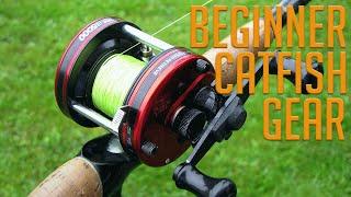 Beginner Catfishing Gear