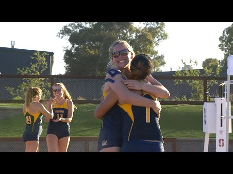 Recap: Cal beach volleyball tops rival Stanford in five sets