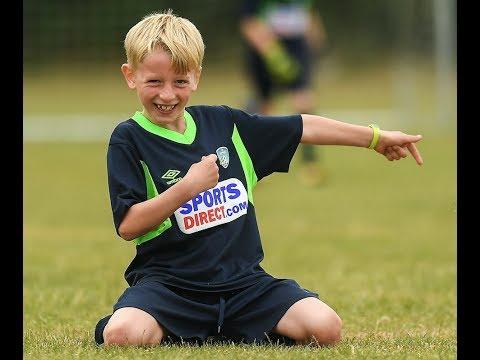 FAI Summer Soccer Schools | Esker Celtic