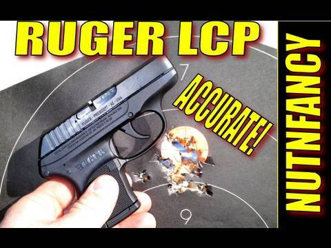 Shooting Ruger LCP .380: