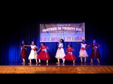 Devotional Malayalam  Group Dance  2013 video