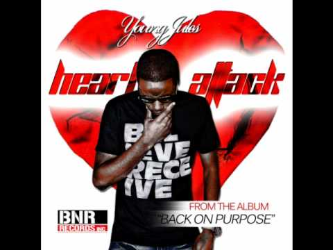 "Young Jules Single ""Heart Attack"" BNR Records new album ""Back on Purpose"" buy single at Itunes Now"