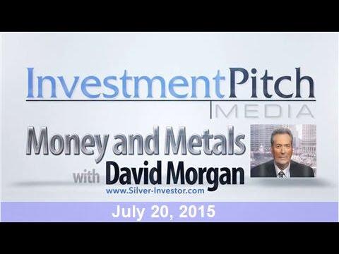 "Money & Metals with David Morgan – Greeks wondering what happened to referendum ""No"" vote?"