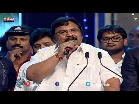 Dasari Narayana Fires On Chiranjeevi Fans At S/o Satyamurthy Audio Launch