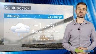 Примпогода: Прогноз погоды на выходные (Выпуск 19)