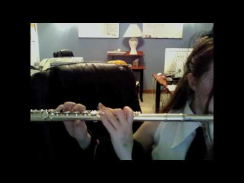 Happy Birthday Sheet Music For Flute. on Flute