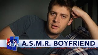 YouTube's Most Adorable A.S.M.R. Boyfriend Will Help You Get To Sleep