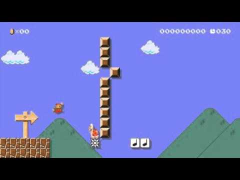 Mario Maker Minisodes: My Courses -- Race to the Flag
