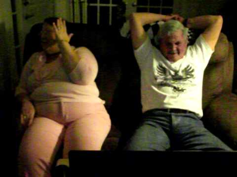 Two Girls One Cup Grandparents Reaction Video (original) video