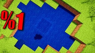 ONLY %1 OF PEOPLE CAN SEE THIS MINECRAFT TRAP!