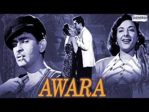 Awara - Part 1 Of 11 - Raj Kapoor - Nargis - Superhit Bollywood...