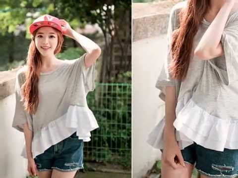 Ulzzang Fashion Summer Korean Ulzzang Summer Fashion