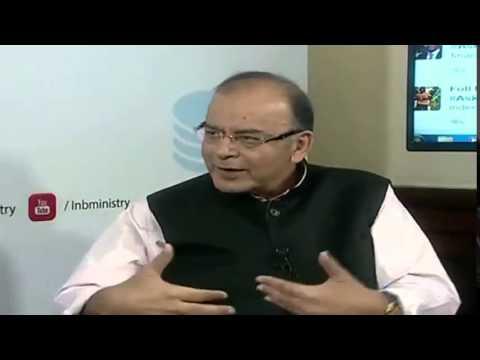 Talkathon With Shri Arun Jaitley Union Budget 2015-16