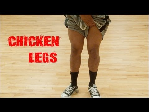 People With Chicken Legs