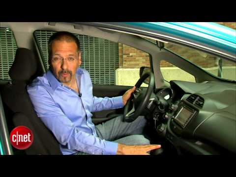 Car Tech - 2012 Honda Fit Sport