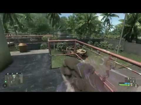 Crysis - Matando tanques - Full HD [Prueba Shadow Play]