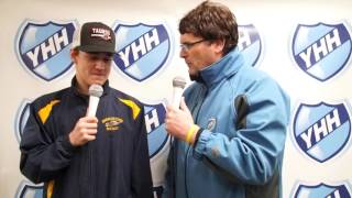 Joe Pionk Hermantown Manager