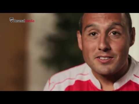 Santi Cazorla: Arsenal Albums