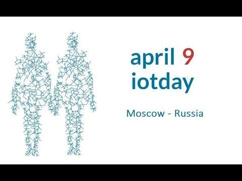 IoT Day - Международный день Интернета Вещей, 9 апреля 2018 г.