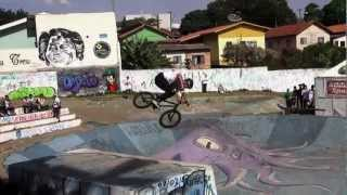 Cilada.com - BMX - Vert Brazil 2012 - Apucarana-PR  Parte 1