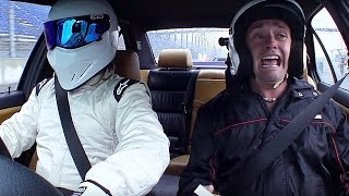Track Day Challenge - Top Gear - The Stig - BBC