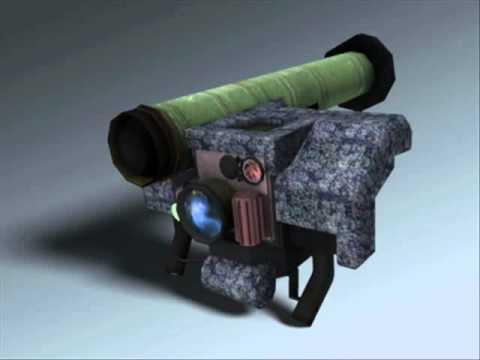 Rocket launcher sound