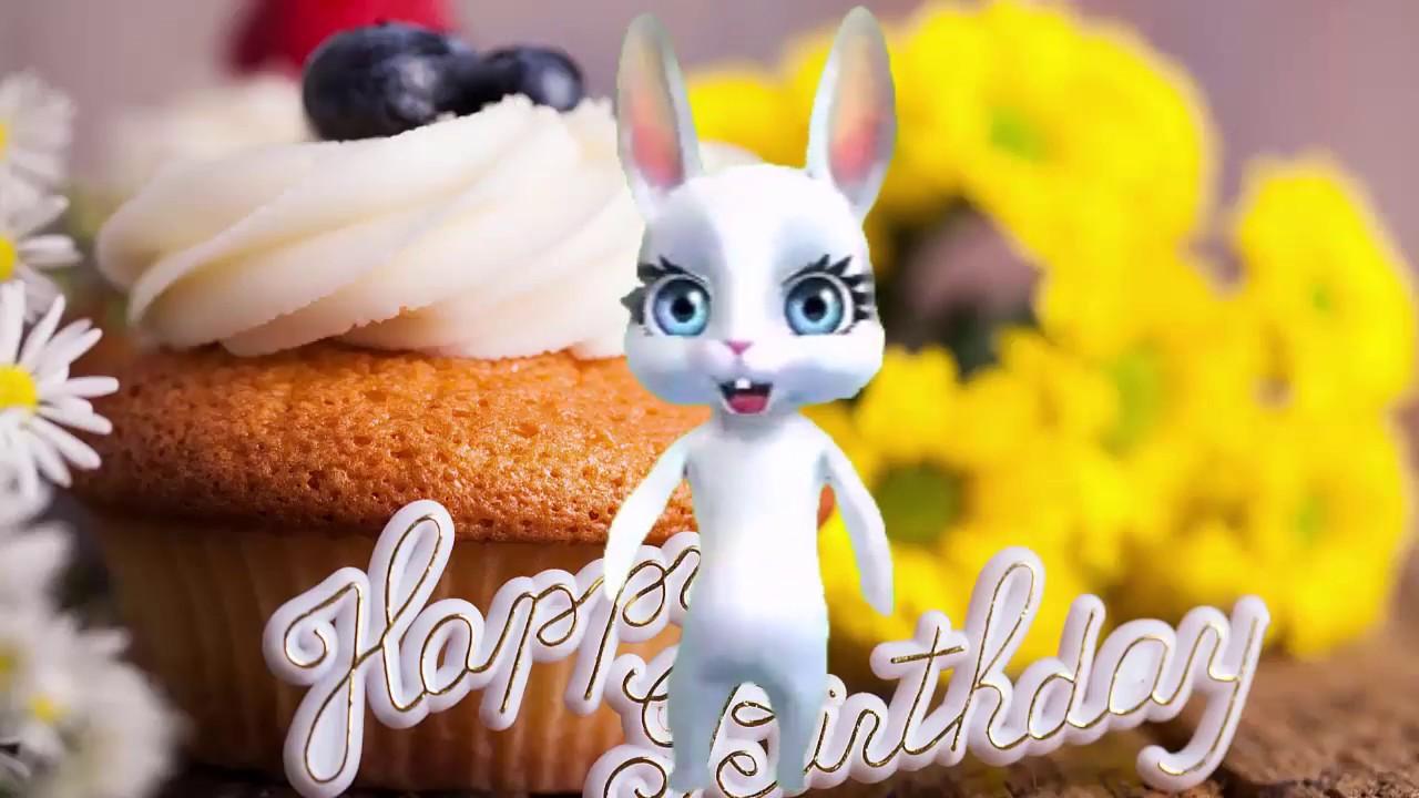 Бесплатные анимированные открытки с днем рождения