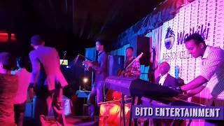 Freselam mussie live music Uganda kampala