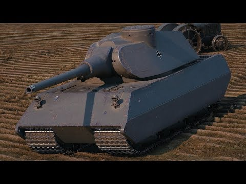 World of Tanks VK 100.01 (P) - 6 Kills 6,8K Damage