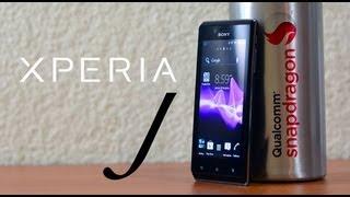 Sony Xperia® J de Movistar® y Telcel: Análisis HD