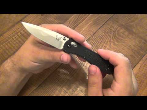 Knife Review : Benchmade Model 707