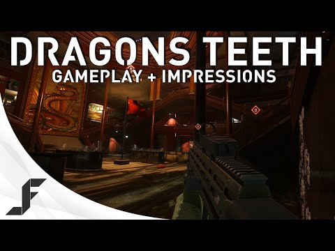 Enter the Dragon - Dragon's Teeth First Impressions + Gameplay