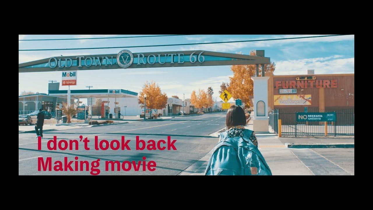 """吉田凜音 - """"I don't look back""""MVのMaking Movieを公開 (MV監督: 吉田凜音 撮影地: ロサンゼルス)  thm Music info Clip"""